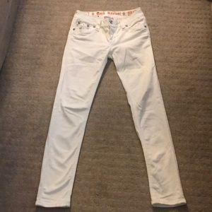 White rock revival skinny jeans